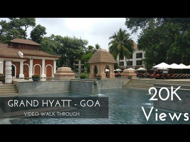 Grand Hyatt Goa l India l Bambolim Private Beach