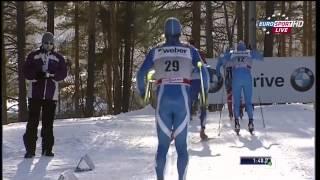 Лыжные гонки Лахти Спринт 04.03.12.HD