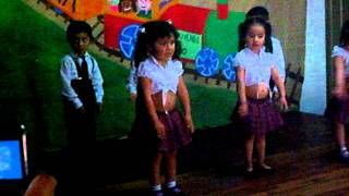 asi se baila  el very very well.......