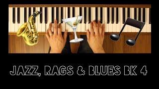 Jackson Street Blues (Jazz, Rags & Blues Bk 4) [Intermediate Piano Tutorial]