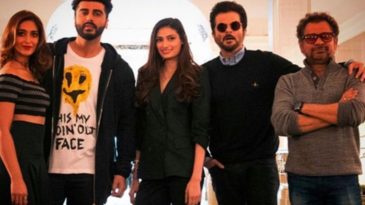Mubarakan Star Cast