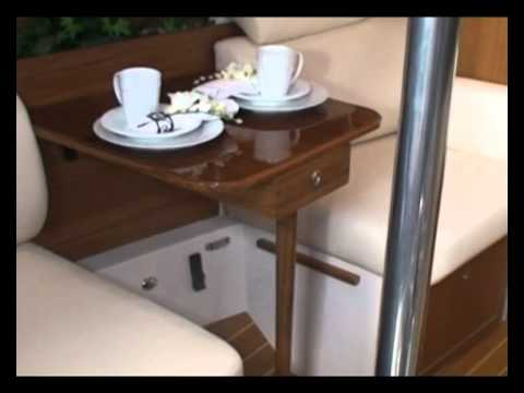 Catalina 355 yacht interior. Full specifications a...