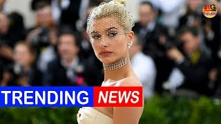 Hailey Baldwin Shows Off Her Engagement Ring On The Cover Of Vogue Mexico