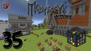 Modyssey - Ep 35 - Crafteando spawner, trampa de enderman