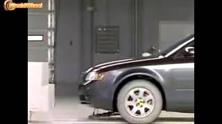 2002   2005 Audi A4   CRASH TEST