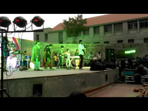 Inzy performing Vaadi pulla vaadi - Epiphany'15