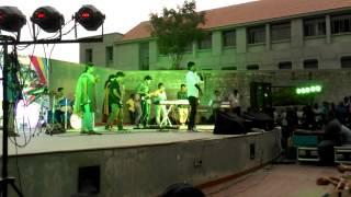 Inzy performing Vaadi pulla vaadi - Epiphany