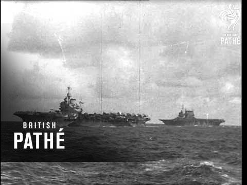 Ships At Sea - Indian Ocean (1944)