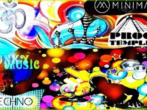 Funky Minimal Prog Mix 2017