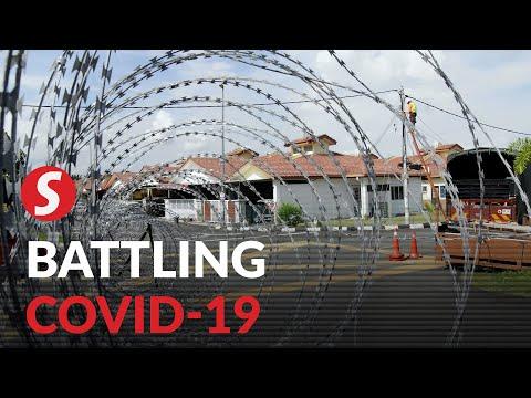 covid-19:-kuala-langat-largest-area-placed-under-semi-enhanced-mco