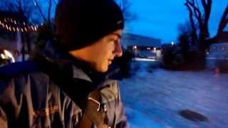 Видео дневник турист в Зальцбурге. Сад Мирабельгартен,ветрины старого города #05