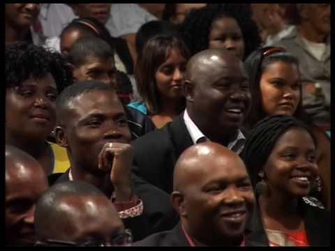 DURBAN, SOUTH AFRICA, 2010 -  3 KEYS TO A MEGA CHURCH