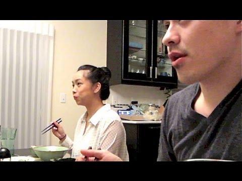 DINNER & REALITY TV - January 30, 2013 - itsJudysLife Vlog