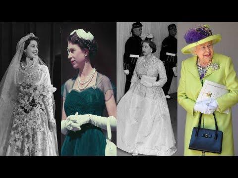 Queen Elizabeth's Style Evolution