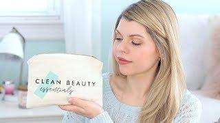 Clean Beauty Essentials & I
