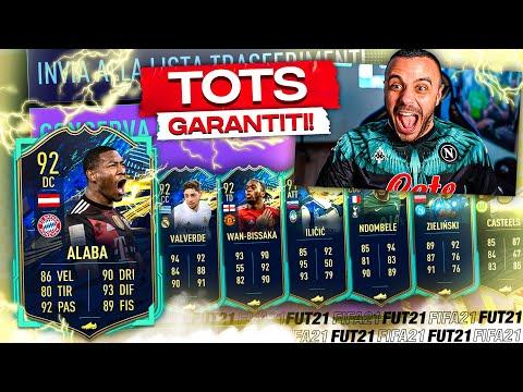 IL METODO PER TROVARE I TOTS!!! PACK OPENING FIFA 21 ITA