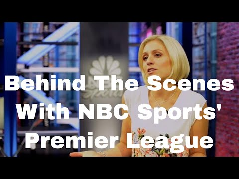 of NBC's Premier League TV Coverage