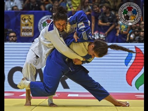 Judo Daily News 2 - Medal Matches Zagreb Grand Prix 2016