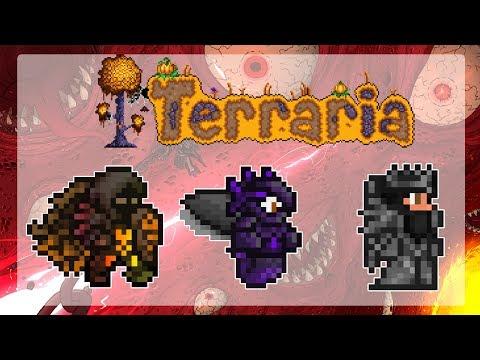 Terraria Custom | Death-angel | Plunder king | Mermaid swindler |