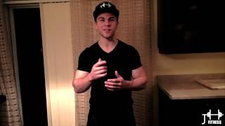Meal Prep 101 - Joey Hornyak Fitness