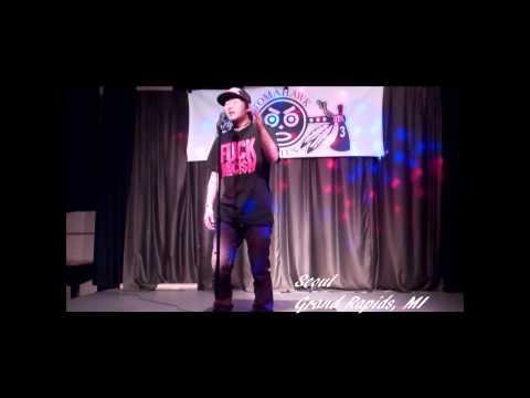 """UNIVERSAL ZULU NATION: Tomahawk Zulus """"Speak & Destroy"""" Poetry Slam"""