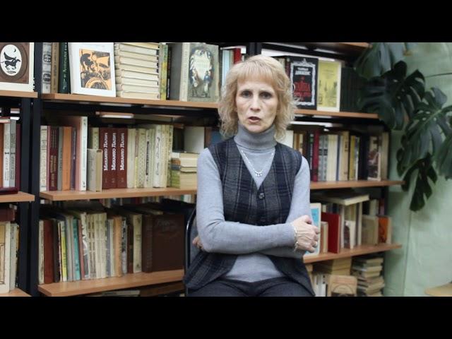 Изображение предпросмотра прочтения – ОльгаБасанова читает произведение «Скифы» А.А.Блока