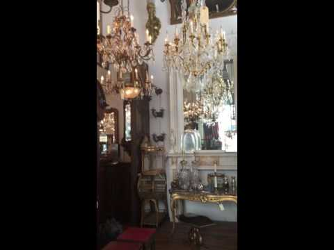 Sneak Peak of NYC's #1 Antique Shop in Manhattan