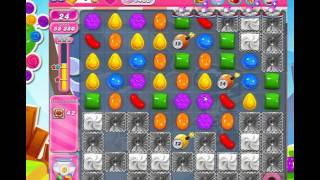 Candy Crush Saga Level 1466 (3* No booster)
