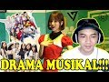 DRAMA MUSIKAL!!! - Gfriend X Seventeen [MAMA 2016] Reaction - Indonesia