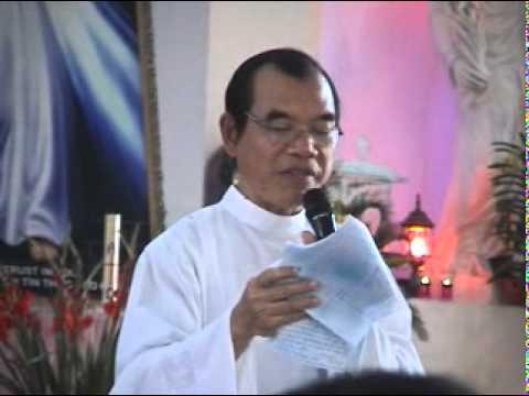 Video 1 bai giang Kinh Long Thuong  Xot Chua tai Gx Phaolo