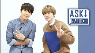 ASK IN A BOX: SUPER JUNIOR-D&E(슈퍼주니어-동해&은혁) _ Growing Pains(너는 나만큼) [ENG/JPN/CHN SUB]