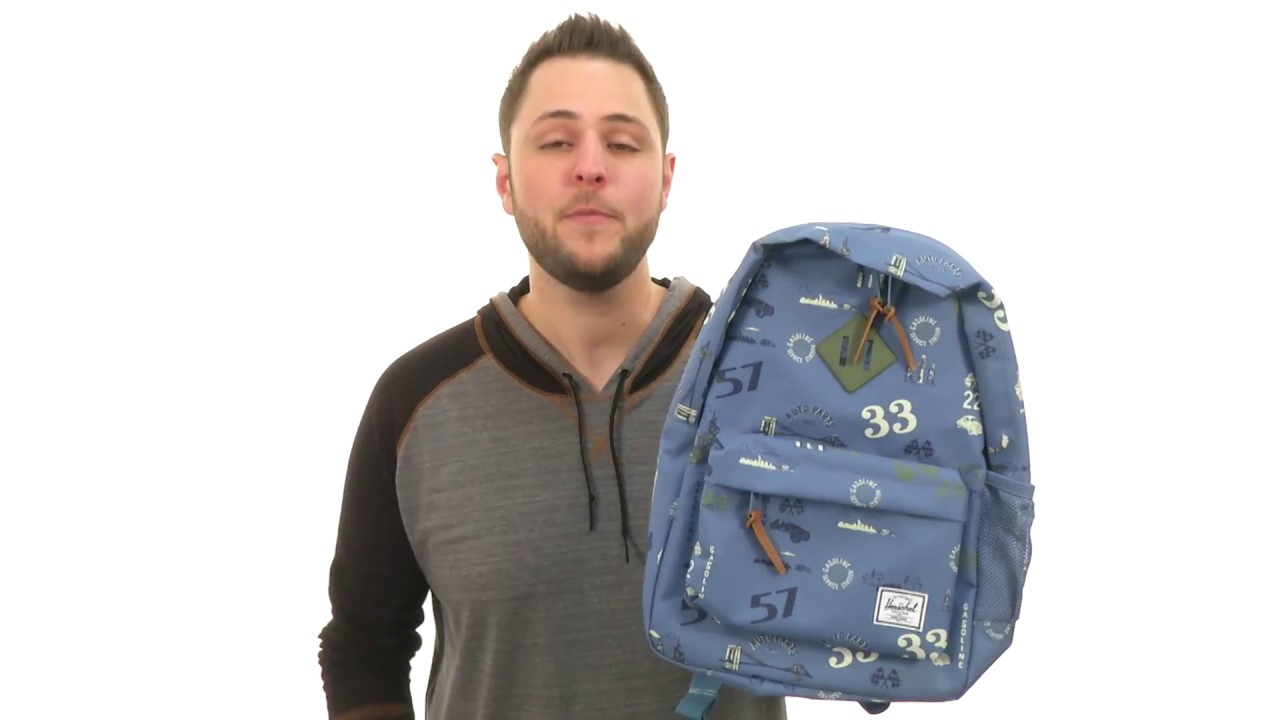 Herschel Supply Co. Heritage Youth (Big Kids) SKU 8648932 - YouTube a08bc8d95564b