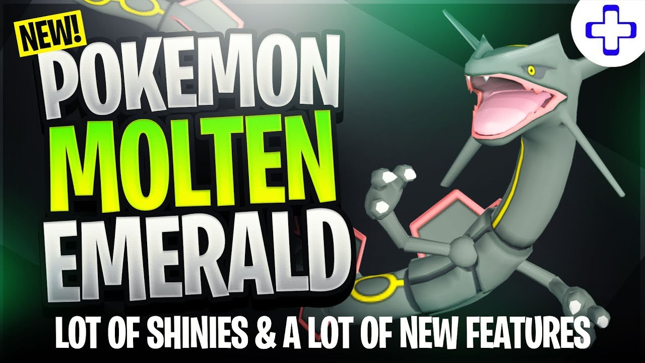 pokemon rom hack with shiny pokemon