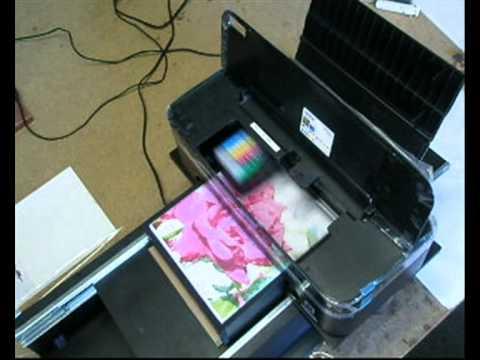 Что делать если не печатает принтер или МФУ Epson. Жесткая .