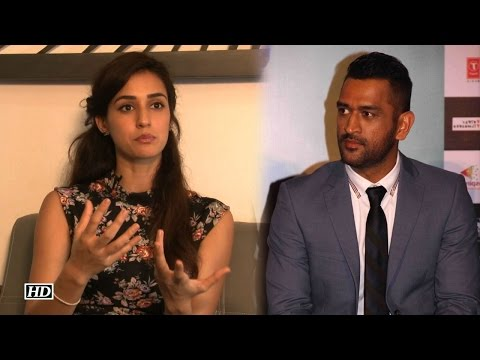 Disha Patani Comments On Playing Dhoni's...