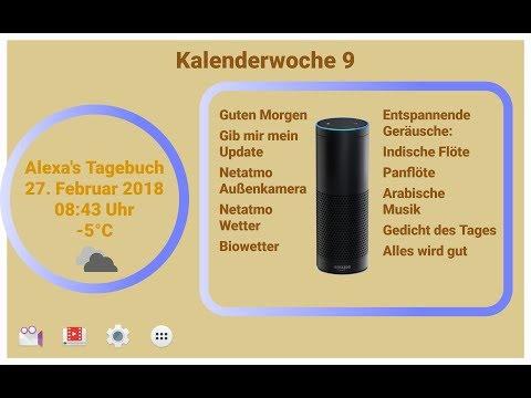 Guten Morgen 27 Februar Alexa Und Bayern München Youtube