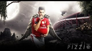 Pizzi - Simply Genius | Goals, Assists and Key Passes | SL Benfica 16/17