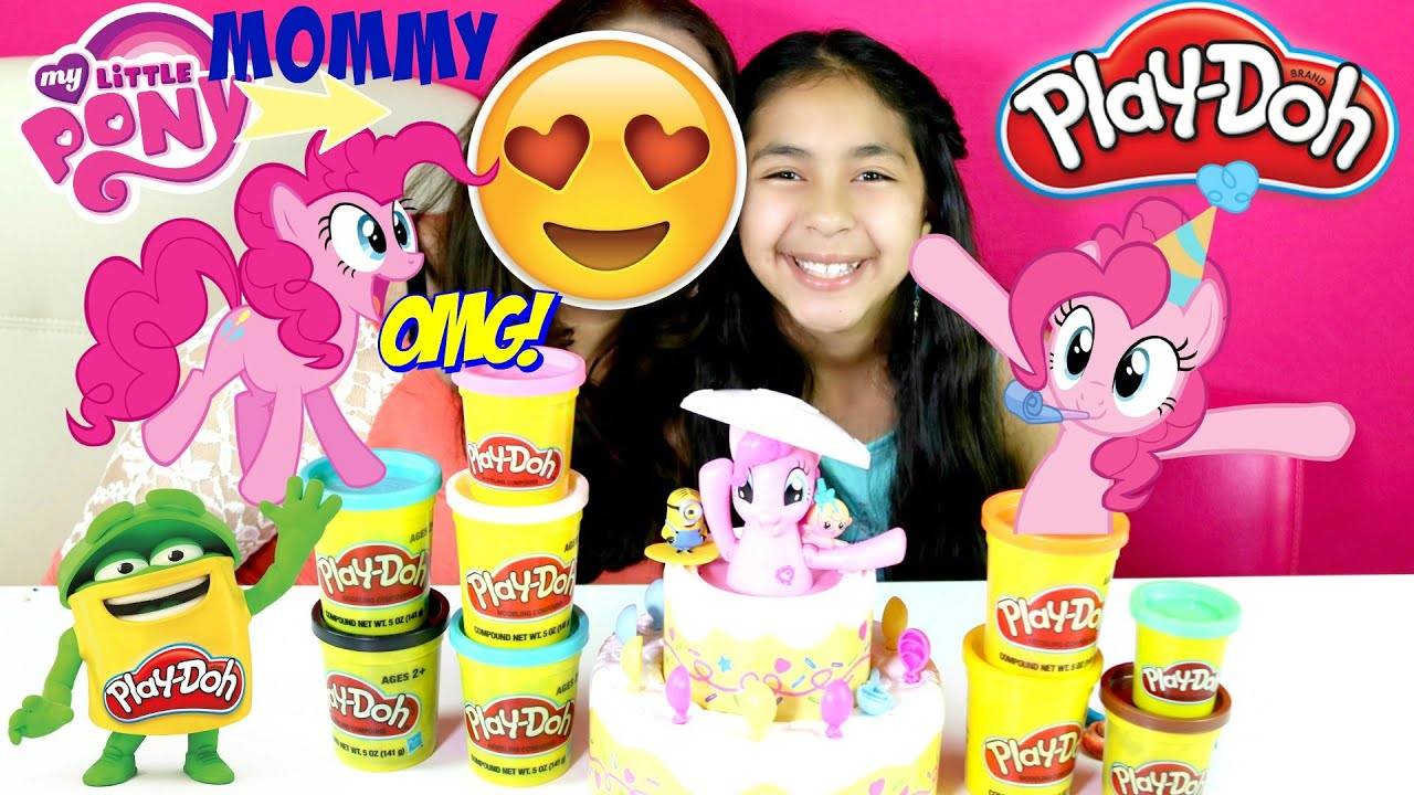 Mommys face reveal pinkie pie pop play doh challenge mommys face reveal pinkie pie pop play doh challenge b2cutecupcakes youtube solutioingenieria Gallery