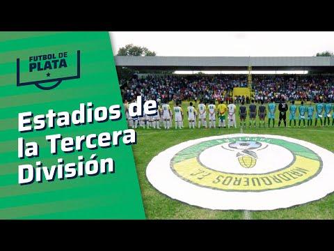 ¿Cómo son los estadios de la Tercera División? | Futbol de Plata