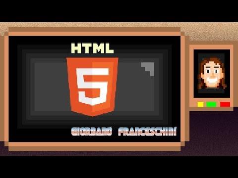 HTML 5 ITA - I Tag MAIN E ASIDE