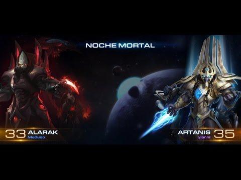 StarCraft 2 Co-op - Noche Mortal (Difícil)