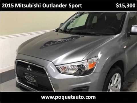 2015 mitsubishi outlander sport used cars golden valley mn for Poquet motors golden valley mn