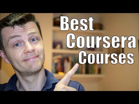 My 5 favourite Coursera Courses for Python, Data Science and Machine Learning