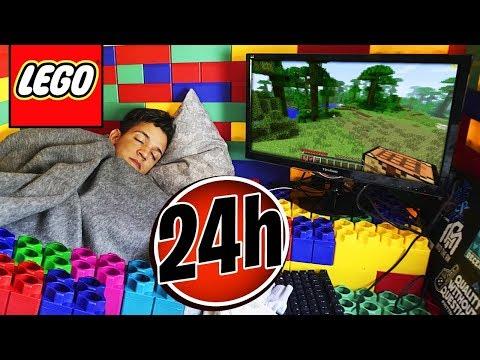 DESAFIO 24H NA CASINHA DE LEGO