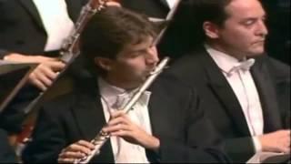 bernstein conducts overture to candide
