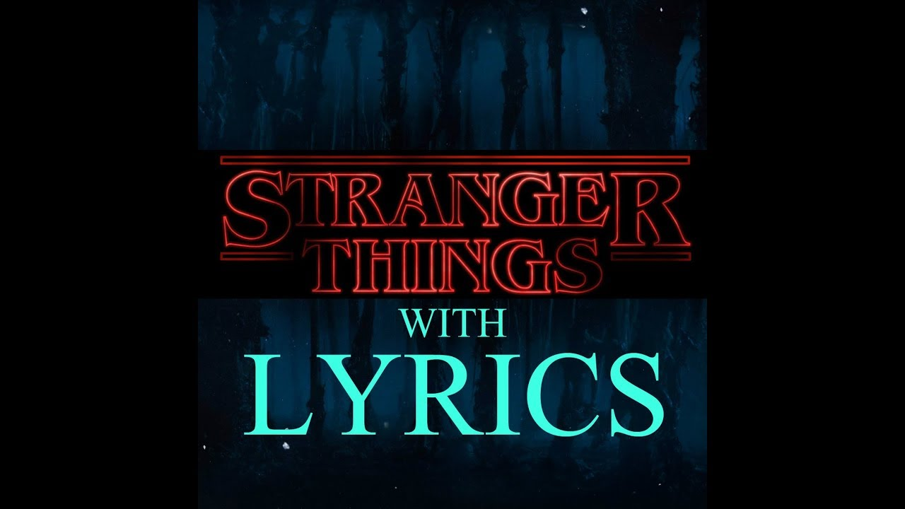 Stranger Things Cover With Lyrics Friends Don T Lie By Septembryo Youtube