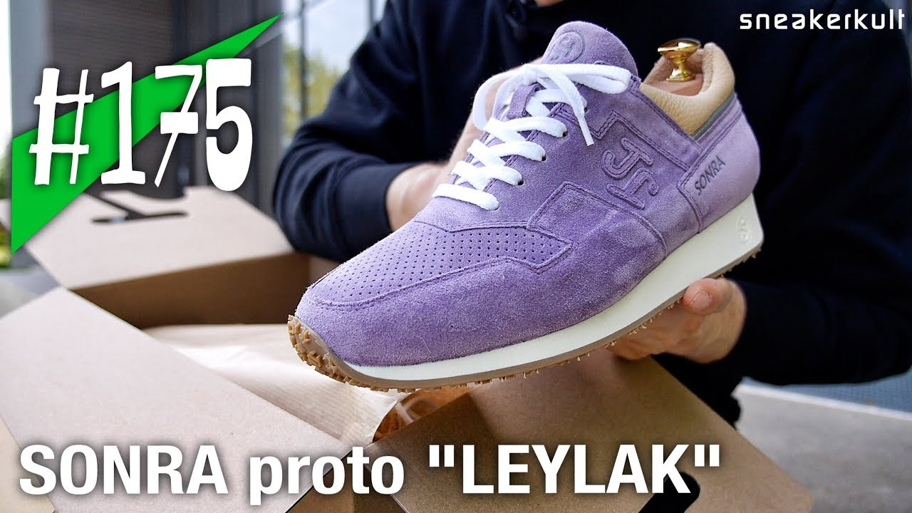 e2cdd30a2c9 175 - SONRA proto (LEYLAK) - Review on feet - sneakerkult - YouTube