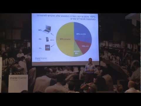 Think Finance 2012- מגמות דיגטליות בעולם הפיננסי