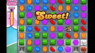 How to beat Candy Crush Saga Level 276 - 3 Stars - No Boosters - 295,600pts