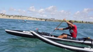 Red Bull: Waka Ama Outrigger Canoe Racing - The Ultimate Waterman - Day 2